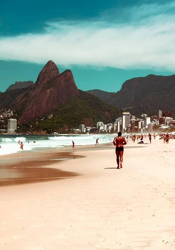 De Macaé para Rio de Janeiro