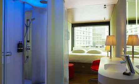 citizenM Rotterdam hotel