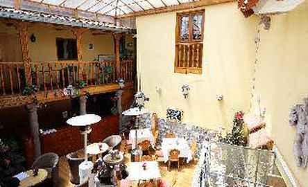 Hotel & Mirador Los Apus