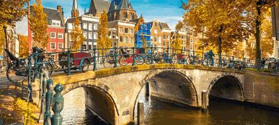 Pacote de Viagem - Amsterdam (Holanda) + Ingresso para Museu - 2022