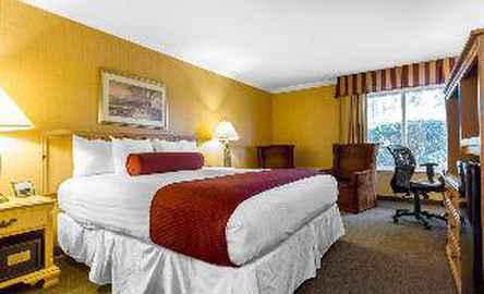 Comfort Inn Calistoga Hot Springs of the West