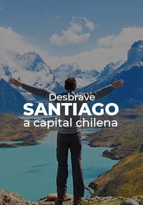 Pacote Buenos Aires + Santiago