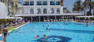 Palm World Resort & Spa Side