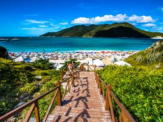 Pacote de Viagem Búzios + Arraial do Cabo - Verão 2021/2022