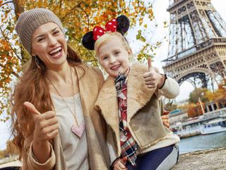 Pacote Paris com 2 Dias de Parque Disneyland Paris - 2022 e 2023