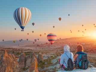 Pacote de Viagem Turquia (Istambul + Capadócia) - 2022 e 2023