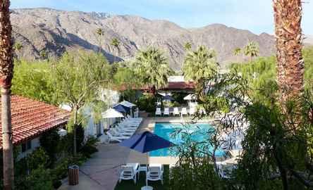 Pepper Tree Inn Palm Springs