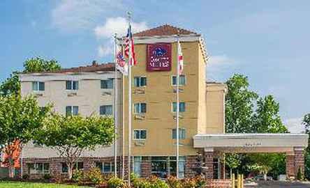 Comfort Suites Huntsville