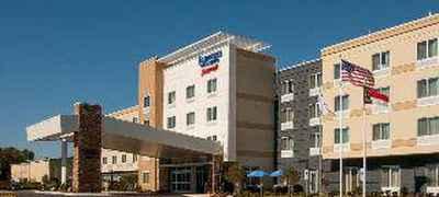 Fairfield Inn & Suites Fayetteville North