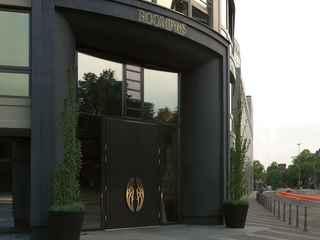 Roomers Hotel Frankfurt