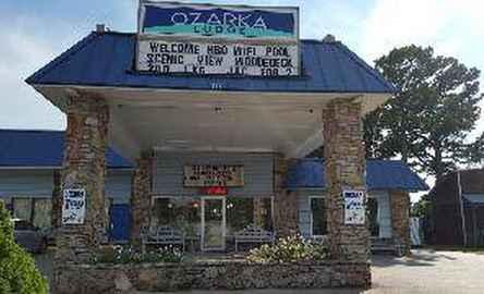Ozarka Lodge Eureka Springs