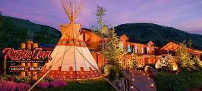 Rustic Inn At Jackson Hole
