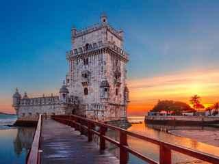 Pacote de Viagem - Lisboa + Porto (Portugal) - 2022