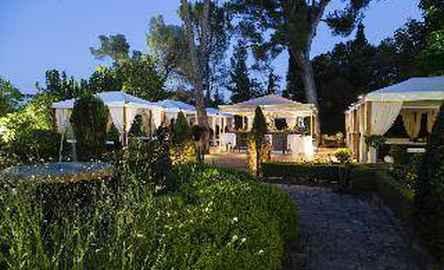 LE PIGONNET   Hotel Aix en Provence   5 étoiles