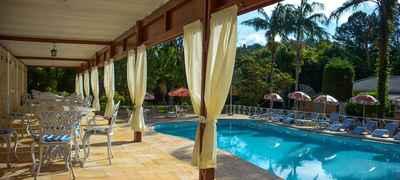 Biazi Paradise Hotel - Serra Negra / SP (Rosita Garden)