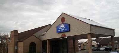 Americas Best Value Inn - Romulus/Detroit Airport