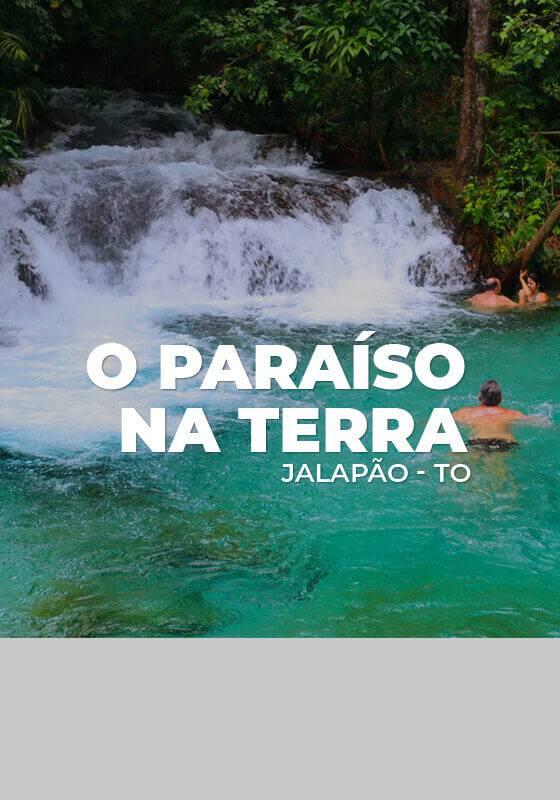 Pacote Jalapão