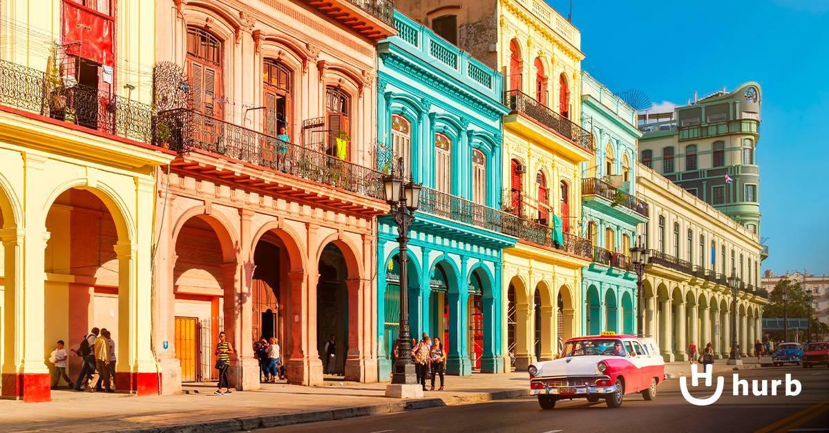 Conheça Cuba