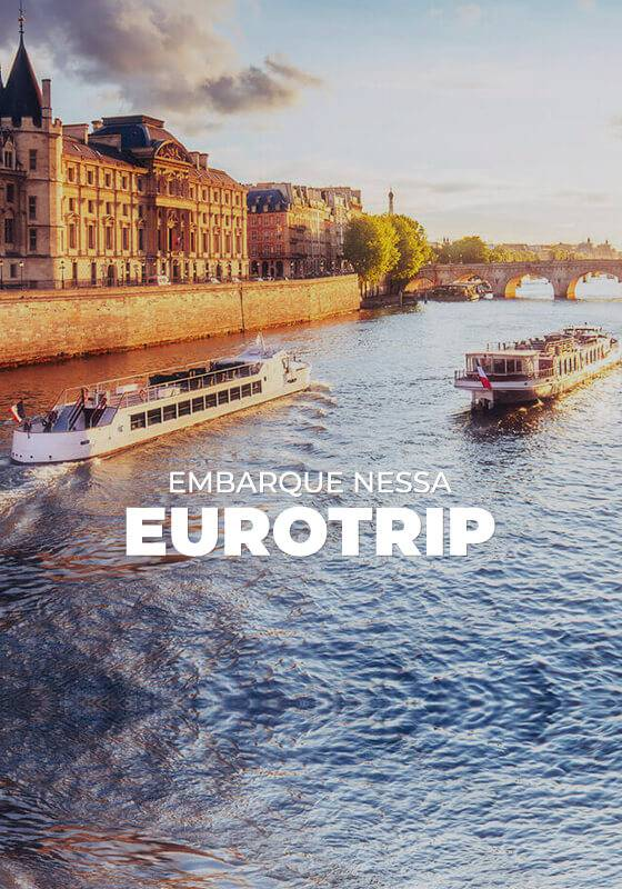 Lisboa + Madrid + Paris