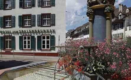 Hotel Spalenbrunnen GmbH