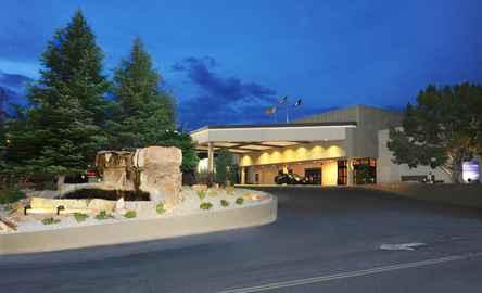 Wyndham Albuquerque Hotel & Conference Center