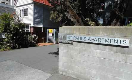Wellington Accommodation - Stay at St Pauls