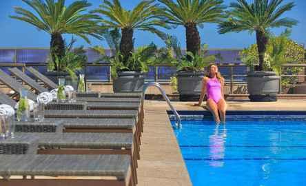 JW Marriott Hotel Rio de Janeiro.