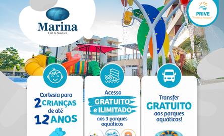 Prive Marina Flat & Náutica