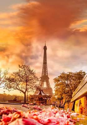 PACOTES PARIS