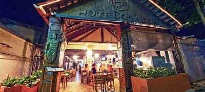 Poseidon Hotel, Restaurante y Bar