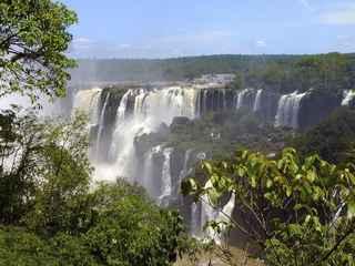 Cataratas do Iguaçu - lado argentino