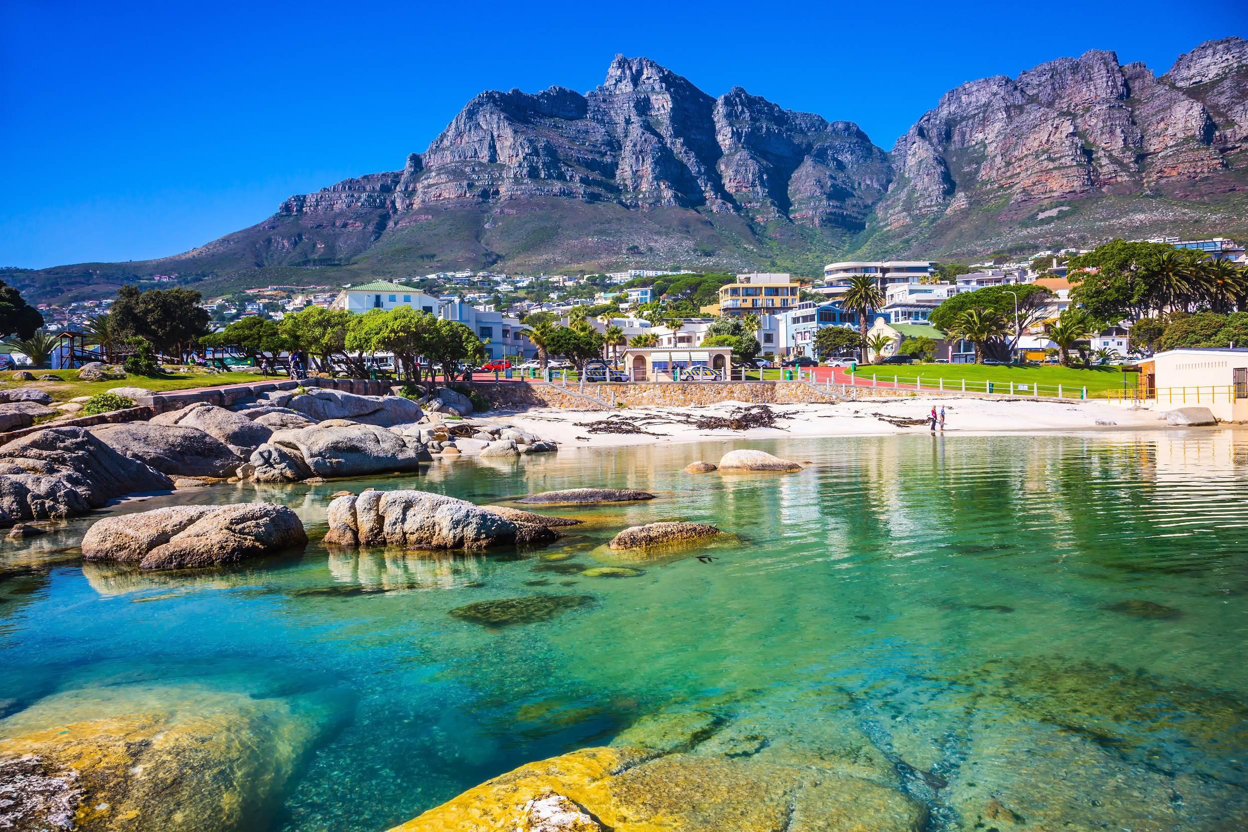 Descubra a África do Sul