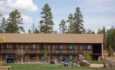 Bryce View Lodge