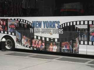 Tour de TV e cinema em Nova York