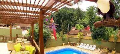 Pousada Vila Atlantica Inn