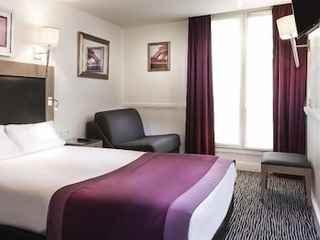 Hotel Elysees Flaubert Paris