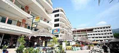 Bel Aire Patong, Phuket (เบล แอร์ ป่าตอง ภูเก็ต)