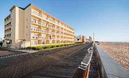 Howard Johnson Inn Ocean City Oceanfront