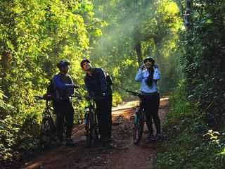 Passeio de Bicicleta Iguaçu à Estrada Yaguareté