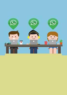 WhatsApp Concierge Feito por pessoas, para pessoas