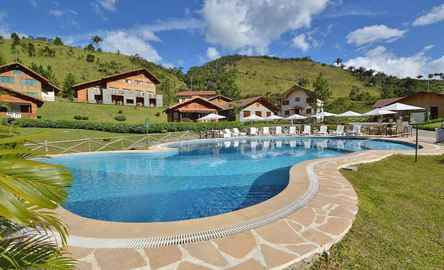 Hotel Fazenda Suíça Le Canton