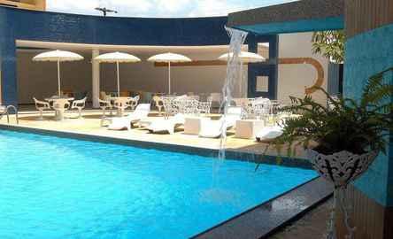Hotel Praia Ponta D´areia
