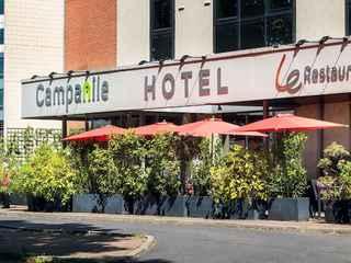 Hôtel Restaurant Campanile Paris Nord - Saint Denis - Quai De St Ouen Pleyel