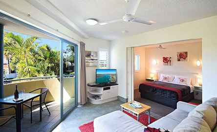 Noosa River Sandy Shores Apartments