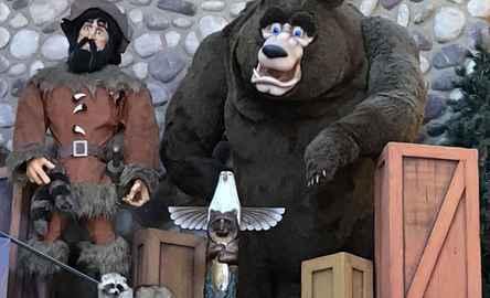 Grizzly Jacks Grand Bear Resort