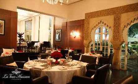 La Tour Hassan Hotel Rabat