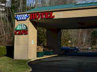 The Totem Lake Hotel