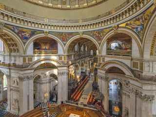 O melhor de Greenwich e a Catedral de São Paulo