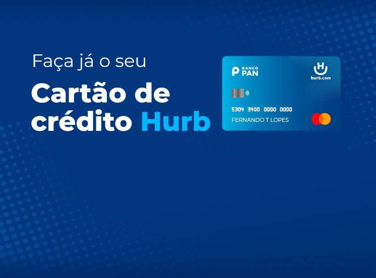 Cartão Hurb