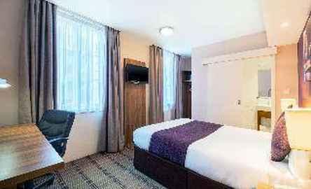 Comfort Inn Hotel Kings Cross  St. Pancras London